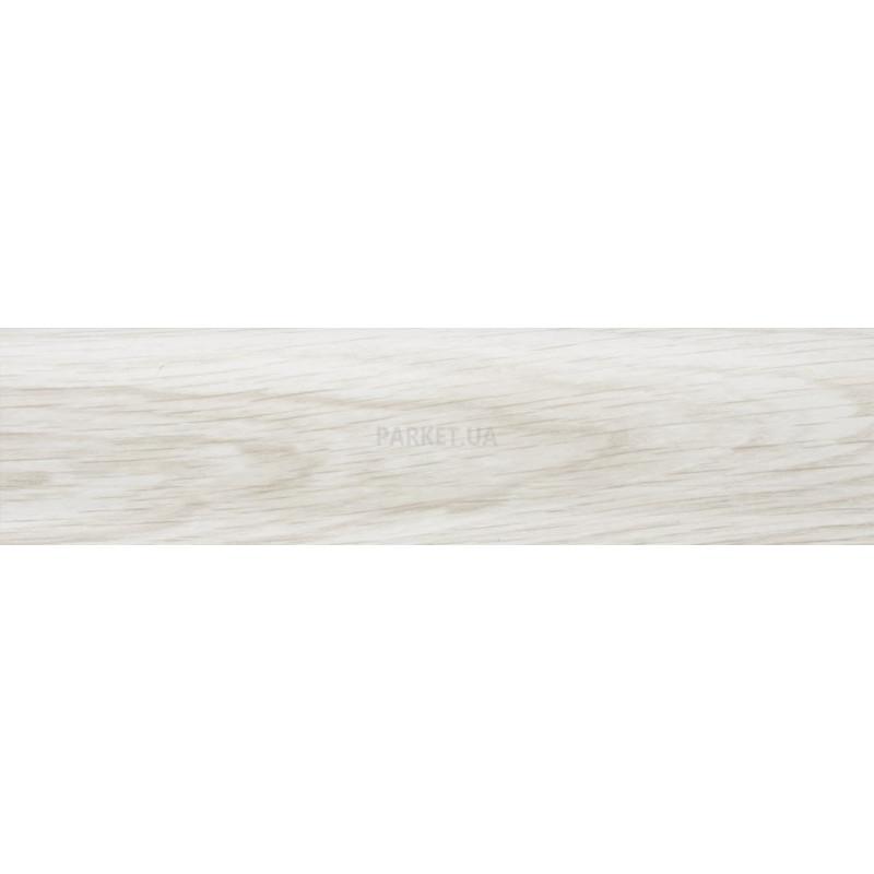 Плинтус пластиковый Salag Lima Gympie white 2500 х 72 х 22