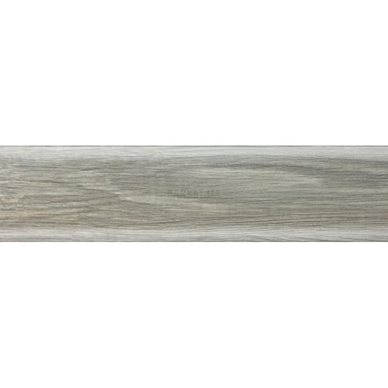 Плинтус пластиковый Salag Lima дуб камбридж 2500 х 72 х 22