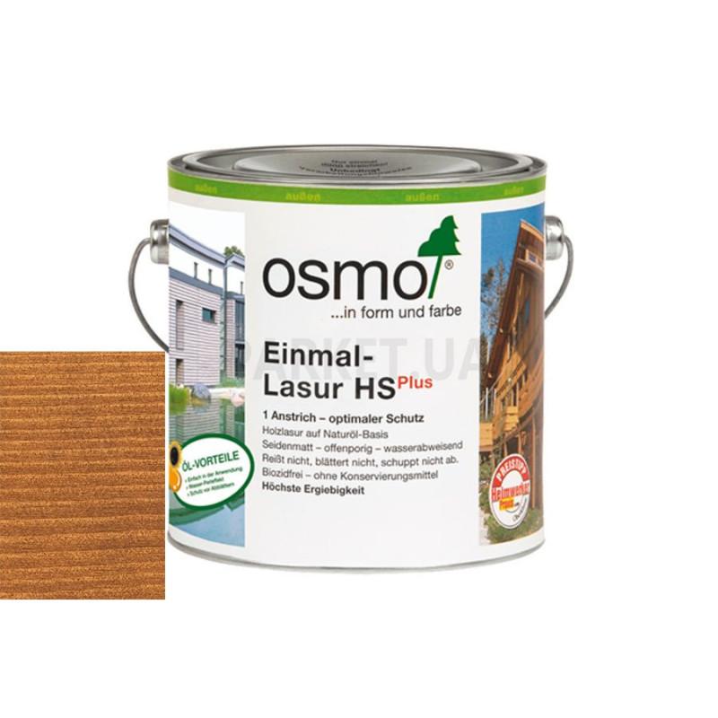 Однослойная лазурь Einmal-lasur HS тик