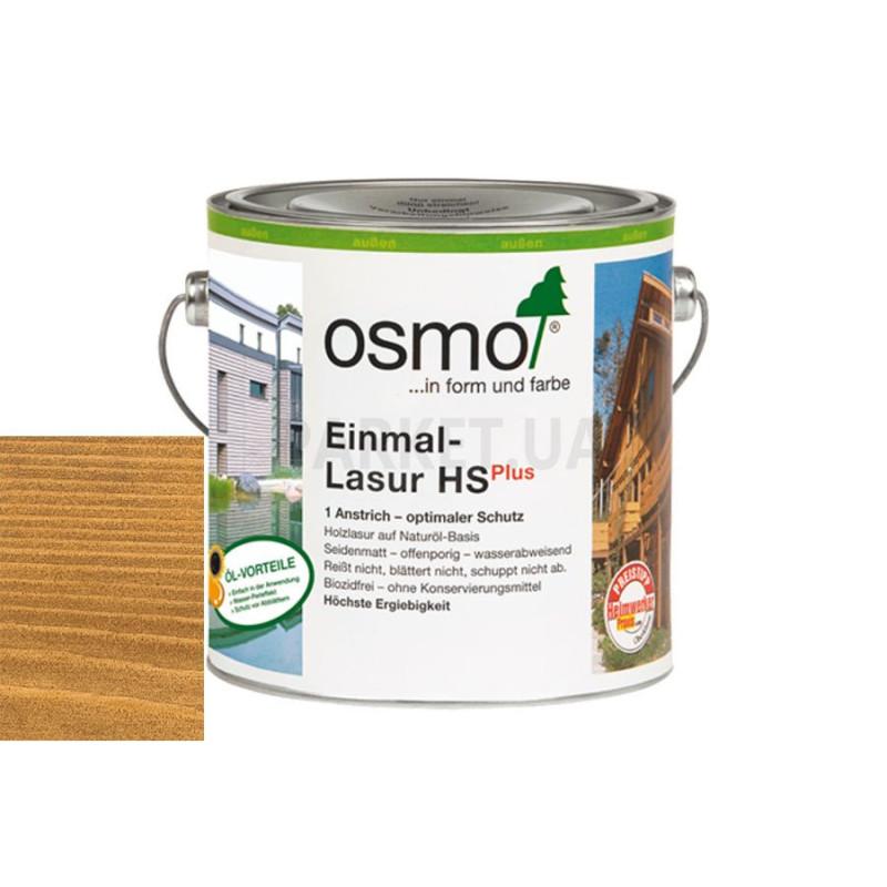 Однослойная лазурь Einmal-lasur HS дуб
