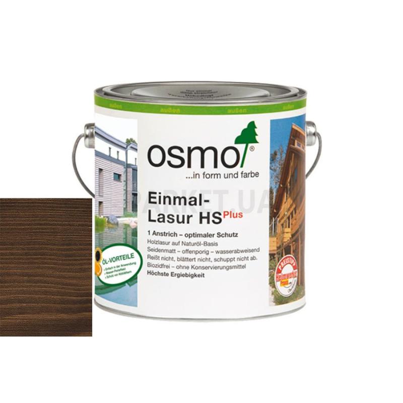 Однослойная лазурь Einmal-lasur HS венге