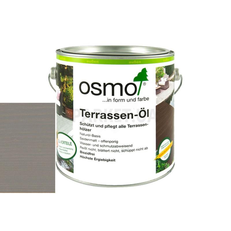 Масло для террас Osmo серое 0,125/ 0,75/ 2,5/ 25 л