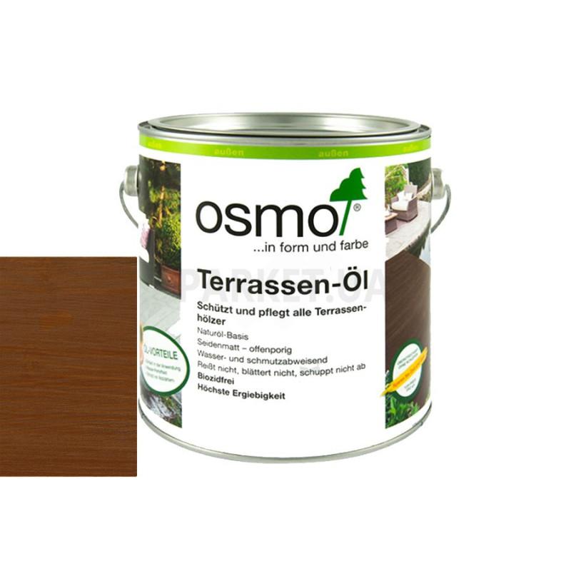 Масло для террас Osmo для темное бангкирай 0,125/ 0,75/ 2,5/ 25 л