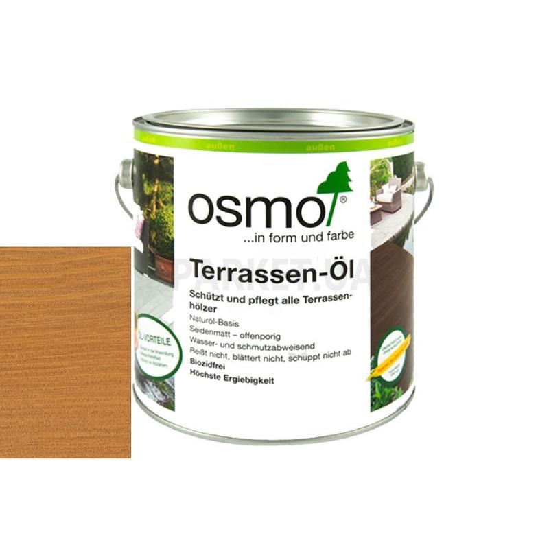 Масло для террас Osmo для лиственницы 0,125/ 0,75/ 2,5/ 25 л