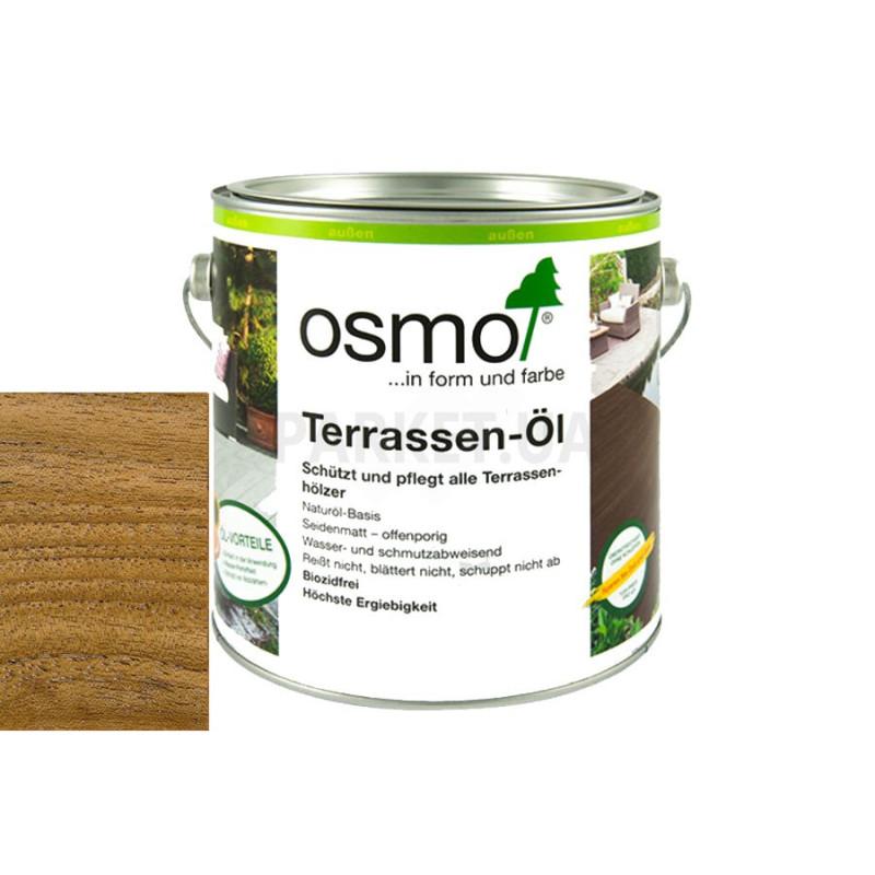 Масло для террас Osmo teak-oil 0,125/ 0,75/ 2,5/ 25 л
