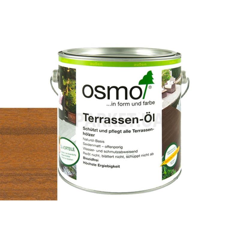 Масло для террас Osmo bangkirai-oil 0,125/ 0,75/ 2,5/25 л