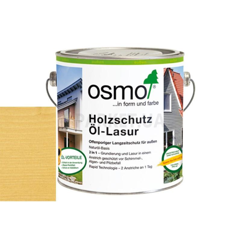 Защитное масло-лазурь Holzschutz ol-lasur пиния