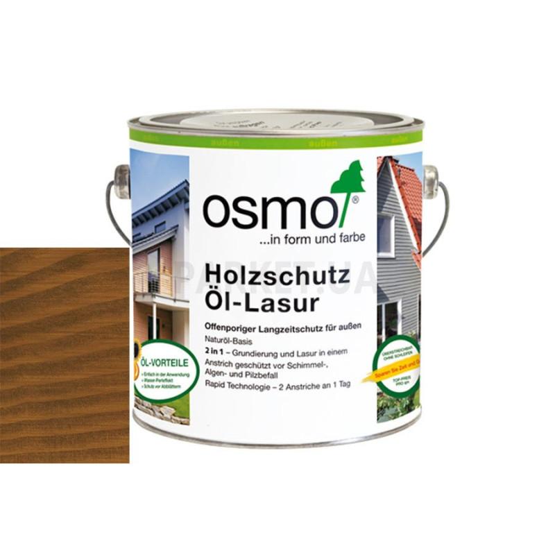 Защитное масло-лазурь Holzschutz ol-lasur орех