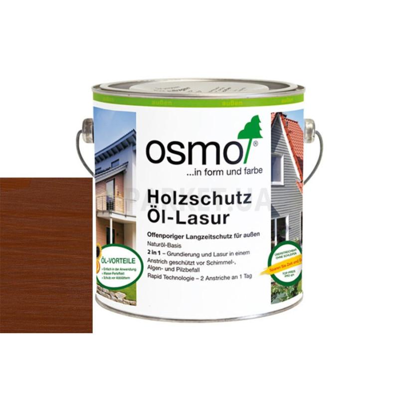 Защитное масло-лазурь Holzschutz ol-lasur махагон