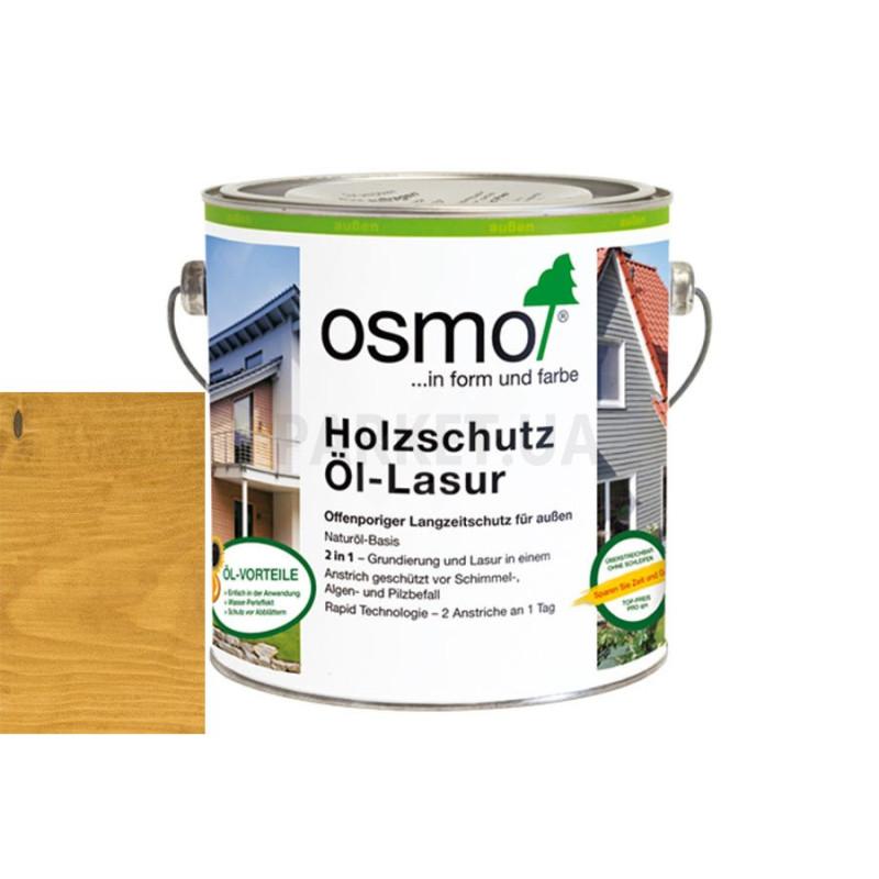 Защитное масло-лазурь Holzschutz ol-lasur дуб светлый