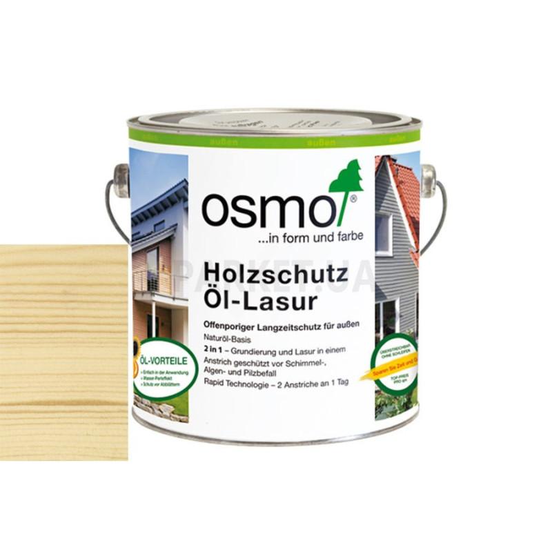 Защитное масло-лазурь Holzschutz ol-lasur бесцветная