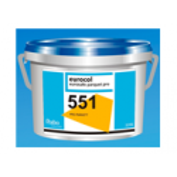 Eurosafe Parquet Pro 551 22 кг клей для паркета дисперсионный