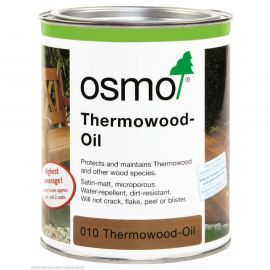 Масло для террас Osmo thermowood-oil 0,125/ 0,75/ 2,5/ 25 л
