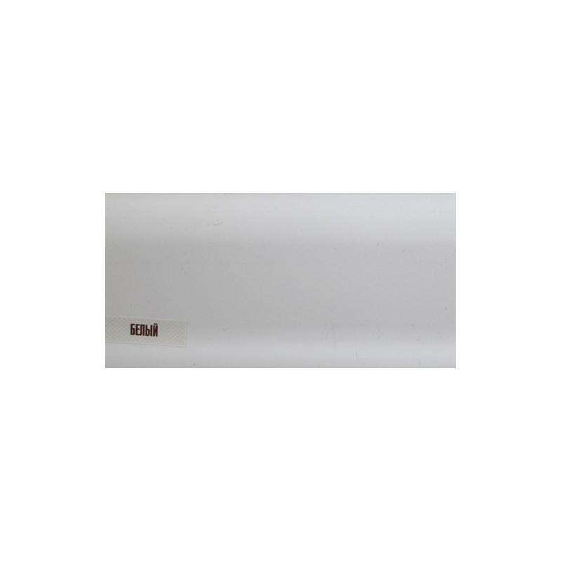 Плинтус пластиковый Белый 25 х 85 х 2500