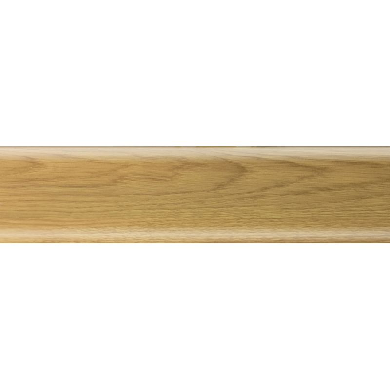 Плинтус пластиковый дуб онтарио 2500 х 56 х 20