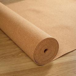 Пробковая подложка Amorim Cork 6 мм, рулон длина 10м ширина 1 м