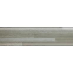 Плинтус пластиковый вудсток белый 2500 х 56 х 20