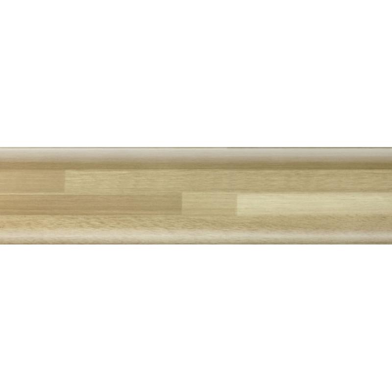 Плинтус пластиковый дуб коломбо 2500 х 56 х 20