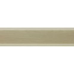 Плинтус пластиковый Salag Sg56 дуб полярный 2500 х 56 х 20