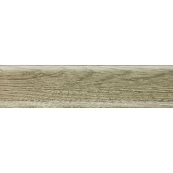 Плинтус пластиковый Salag Sg56 дуб пустыня 2500 х 56 х 20