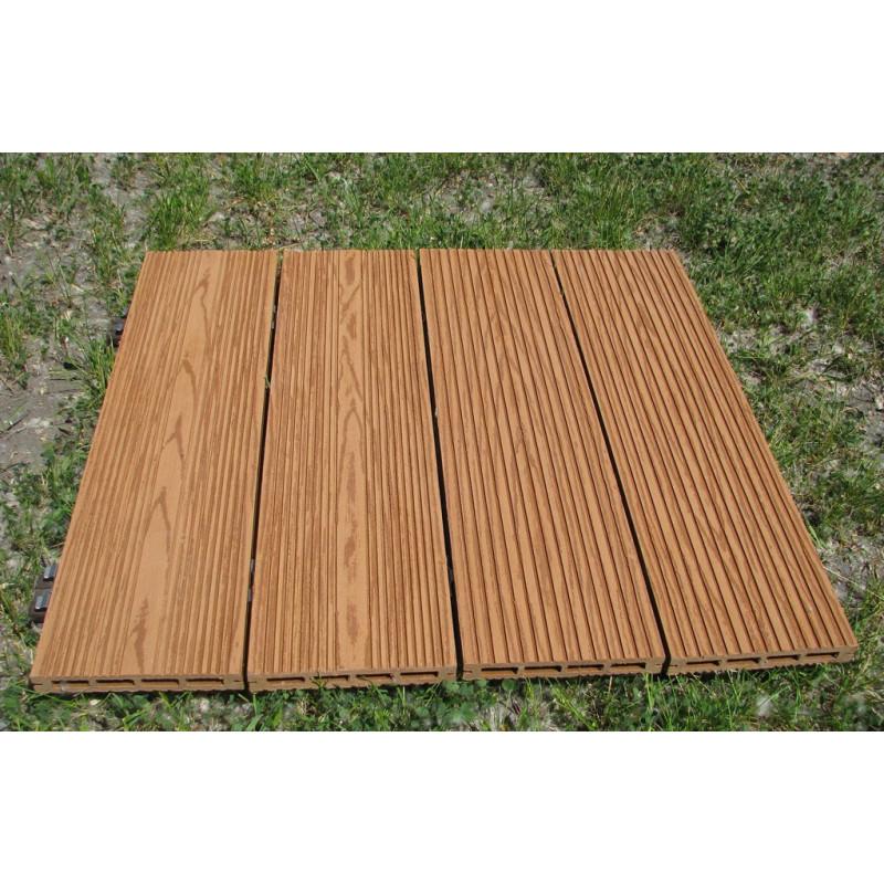 Террасная доска Lite Wood Натур (полая)