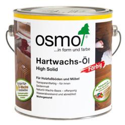 Масло Osmo графит Hartwachs-ol Farbig 0,125/0,75/2,5 л