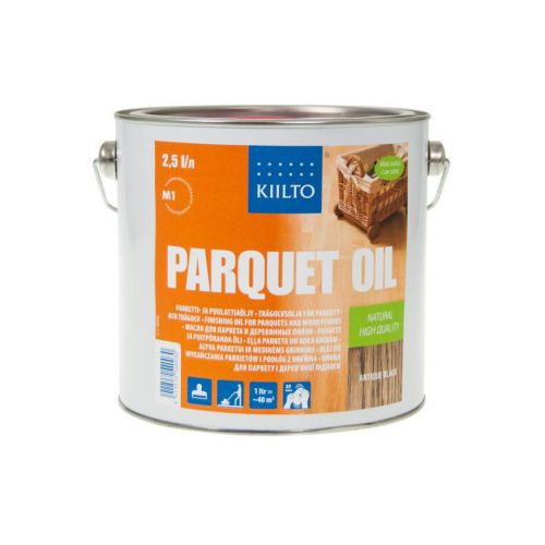 Parquet Oil Antique blackl (2.5 л) масло для паркета