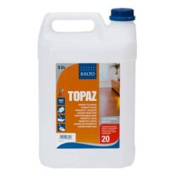 Topaz 5 л лак паркетный однокомпонентный на водной основе