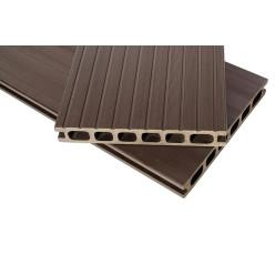 Классик Черный Шоколад террасная доска композит
