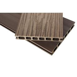 Impress Черный шоколад террасная доска композит